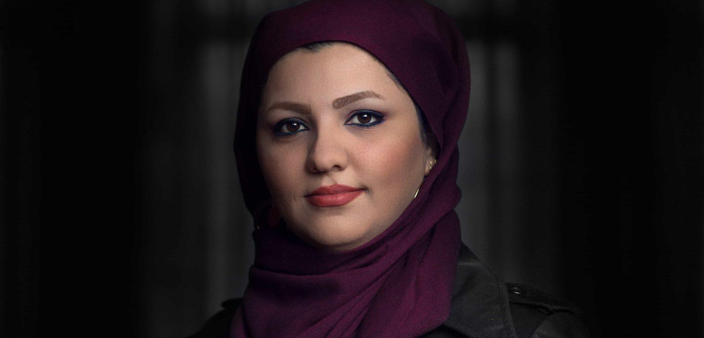 Frau aus Afghanistan